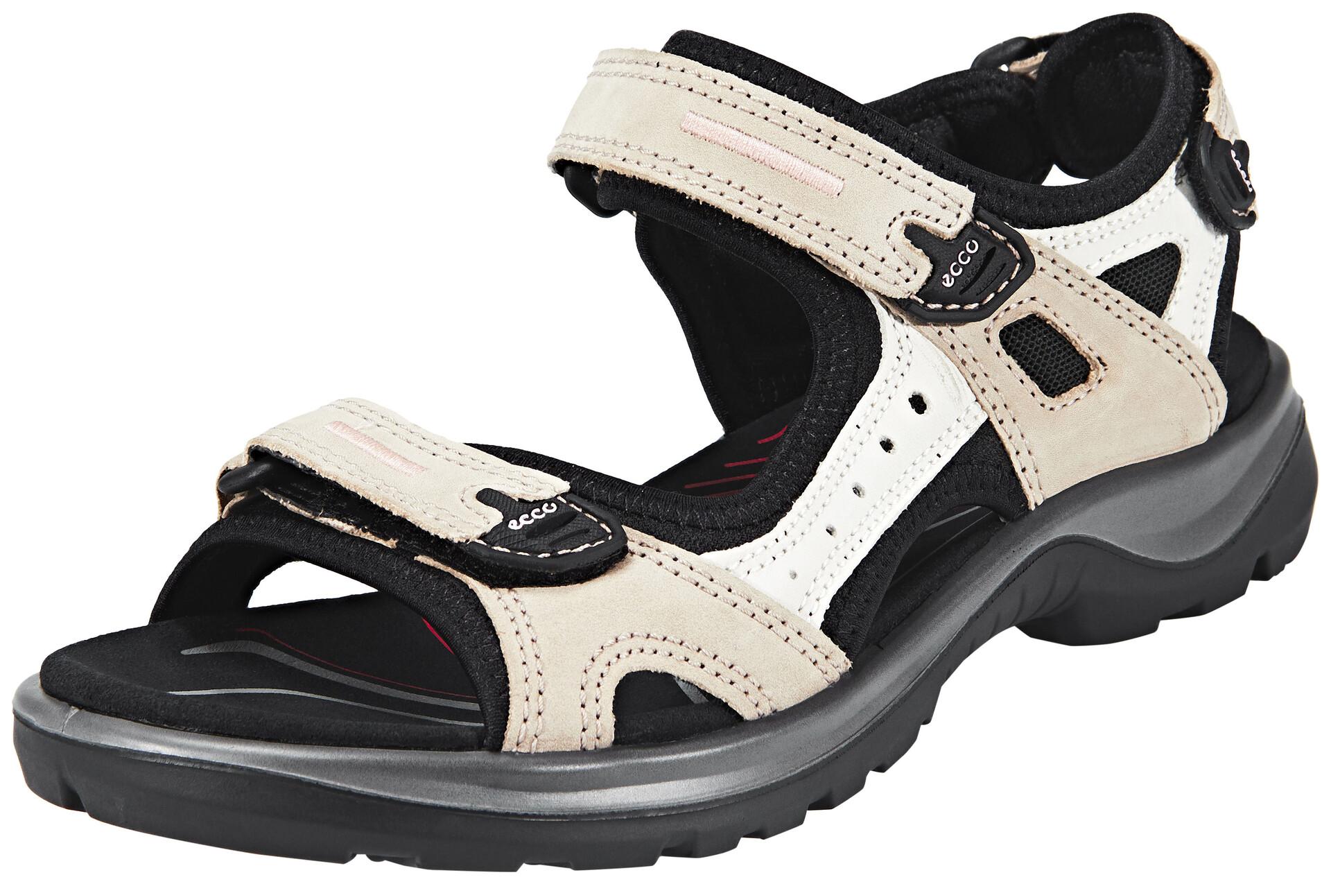 ECCO Offroad Chaussures Femme, atmosphereice whiteblack
